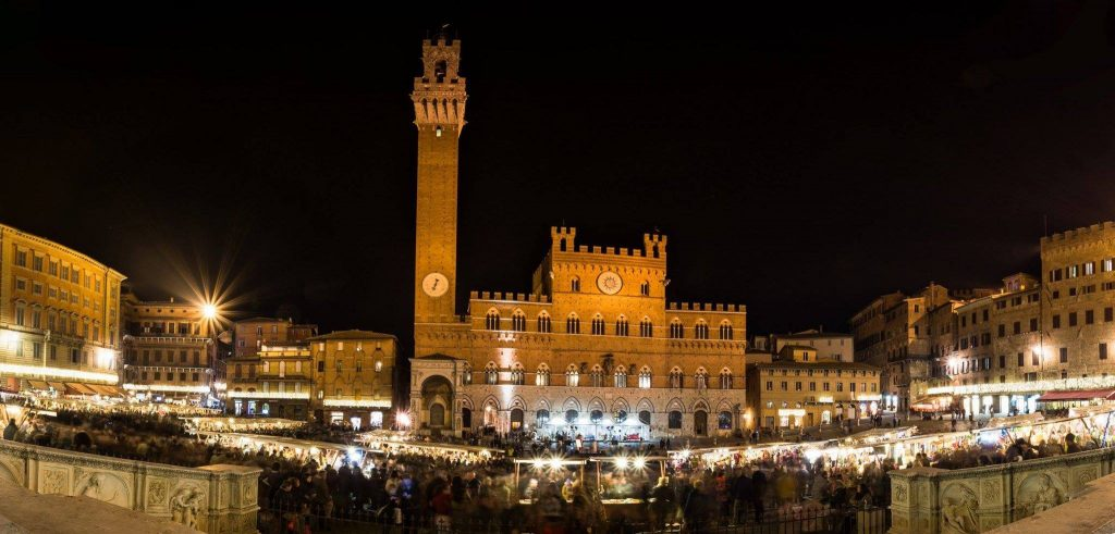 Siena Christmas Markets