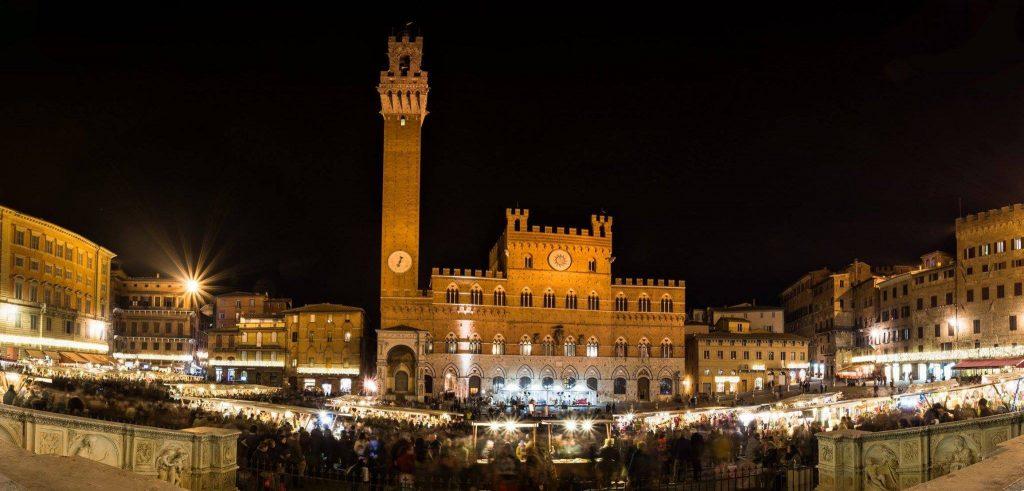Siena Christmas Markets