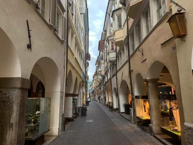 Arcades of Bolzano