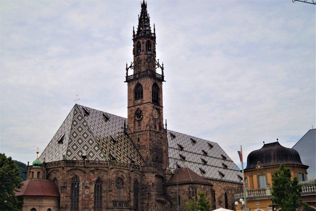 Bolzano Cathedral, Italy
