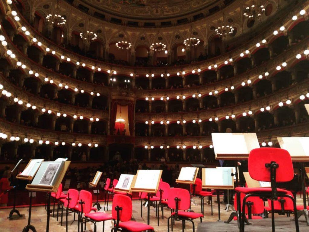 Catania Theater