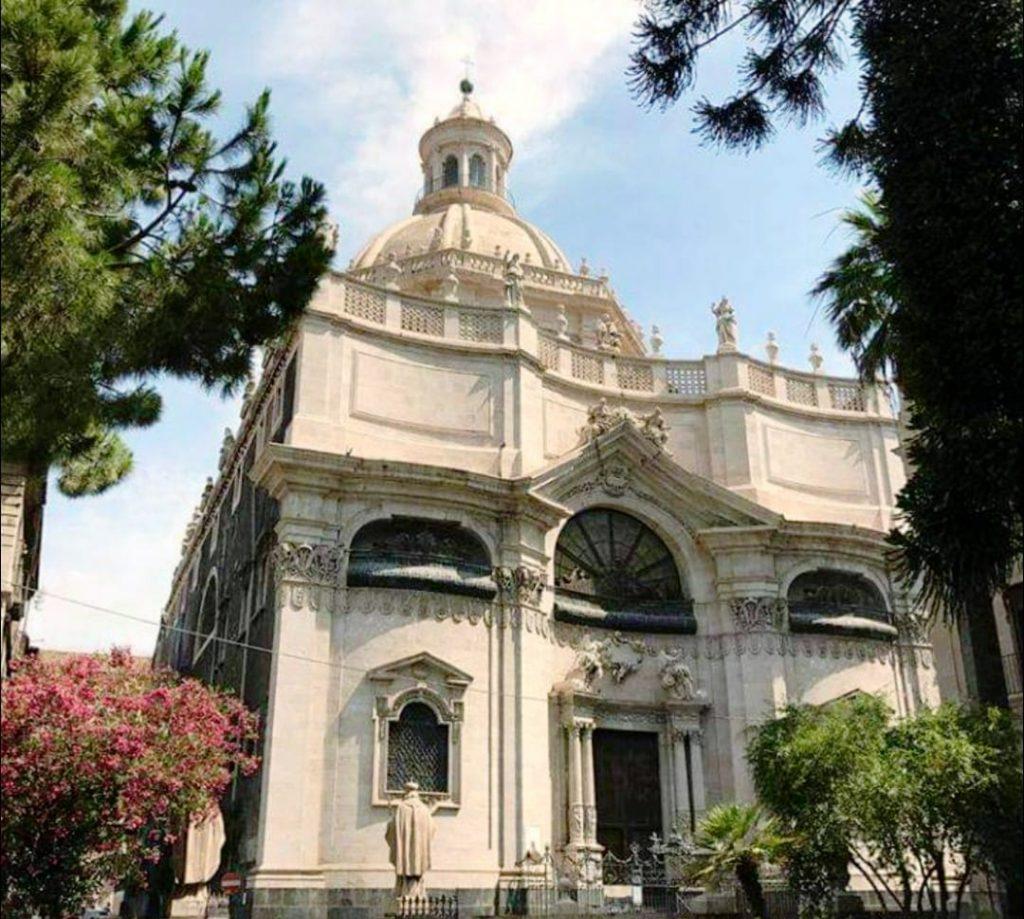 Chiesa della Badia di Sant'Agata, Catania