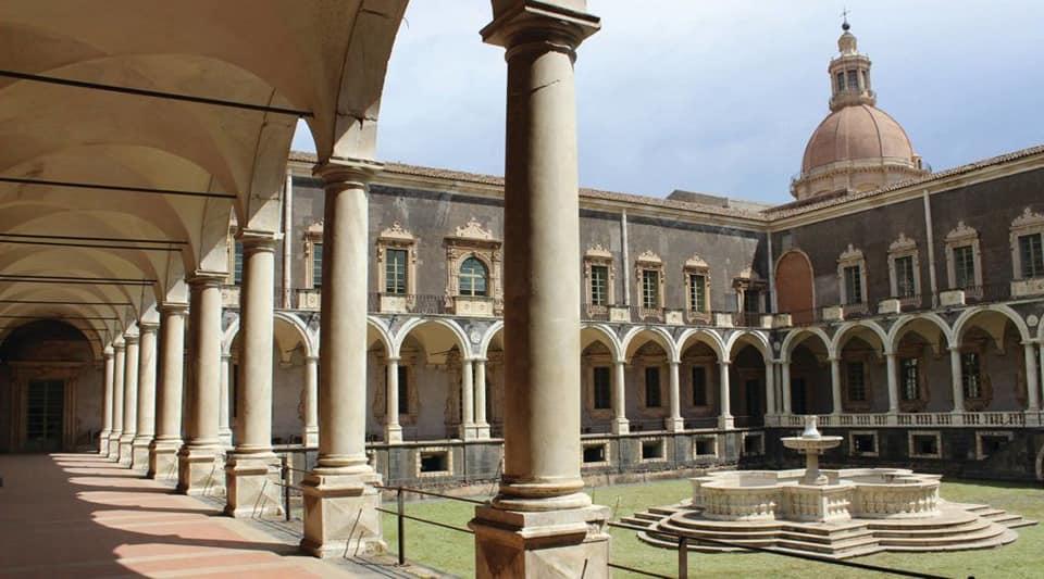 Monastery of San Nicolò l'Arena