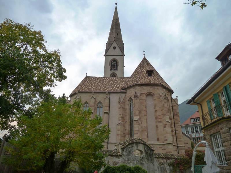 Old Parish Church of Gries