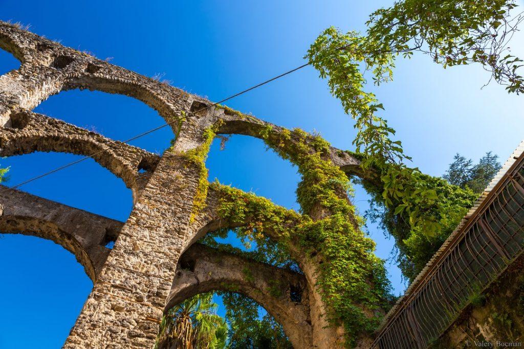 Salerno Medieval Aqueduct
