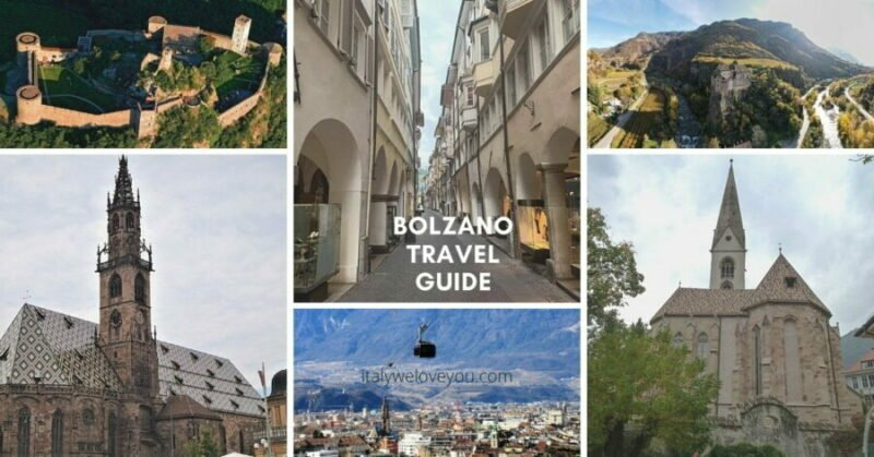 Things to do in Bolzano Italy
