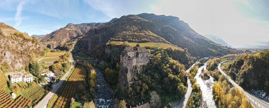 roncolo castel, Bolzano-Bozen