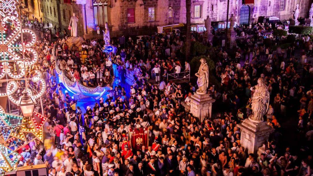 Festino di Santa Rosalia
