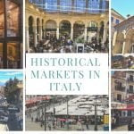 Historical Markets in Italy
