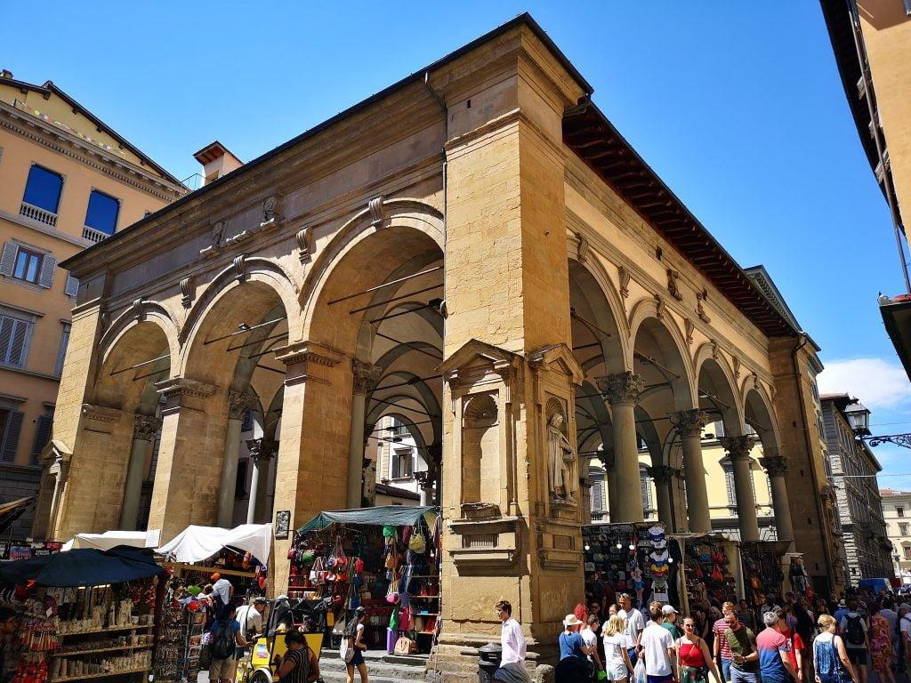 Mercato Nuovo, Florence