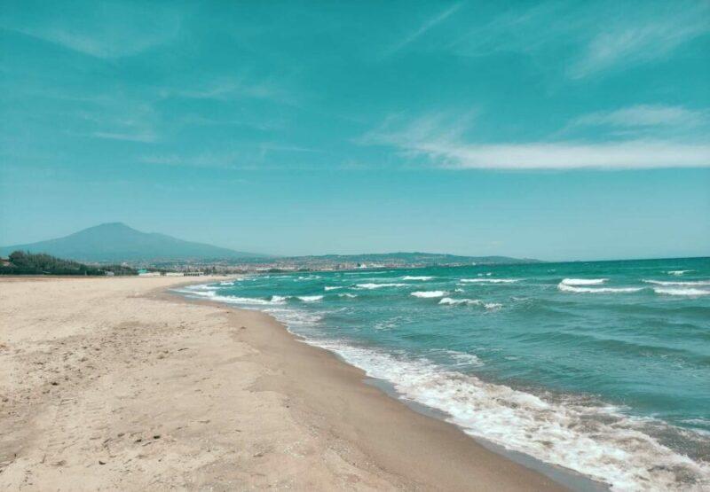 Playa di Catania, Sicily