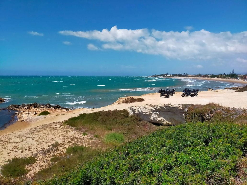 Punta Ciriga, Ispica, Sicily