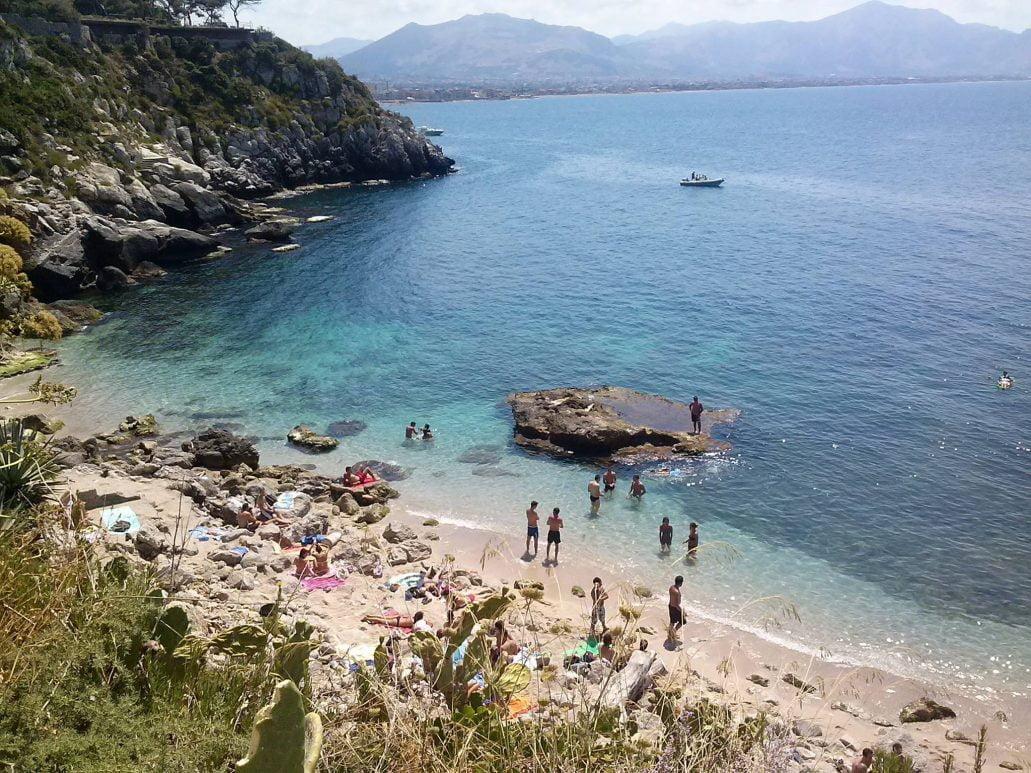 Spiaggia dei Francesi(Bagheria)