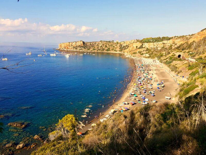 Torre Conca beach (Pollina)
