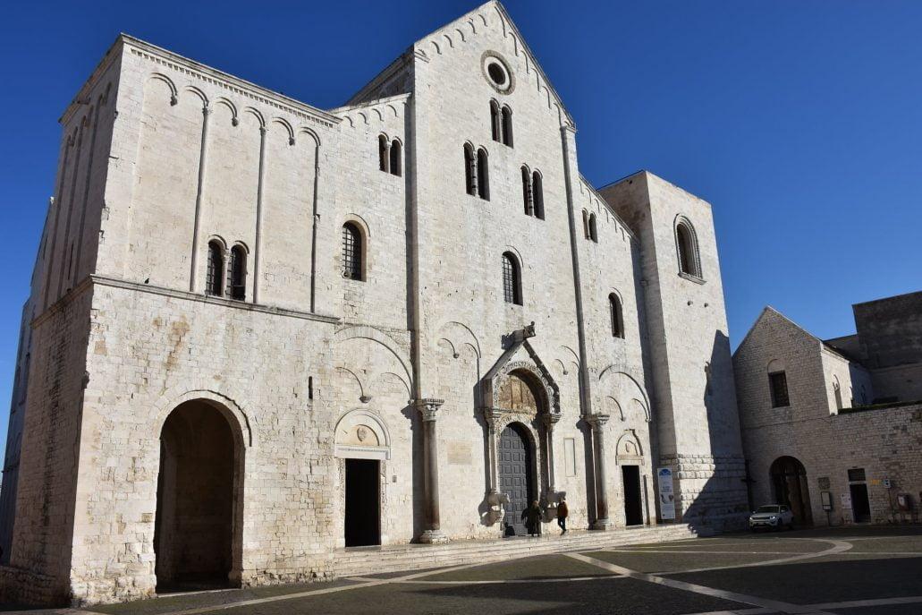 Basilica San Nicola, Bari, Italy