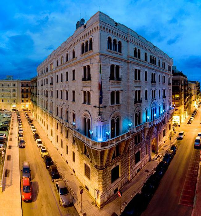 Il Palazzo dell'Acqua, Bari