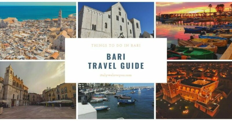 Things to do in Bari, Italy