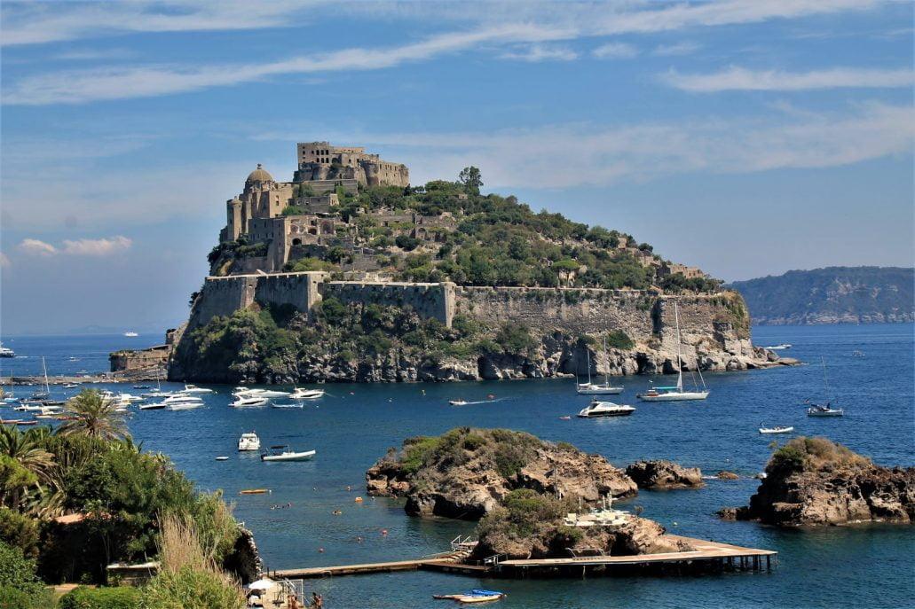 Aragonese Castle of Ischia