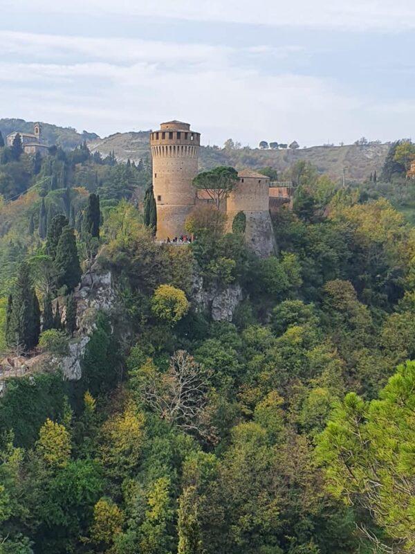 Brisighella fortress