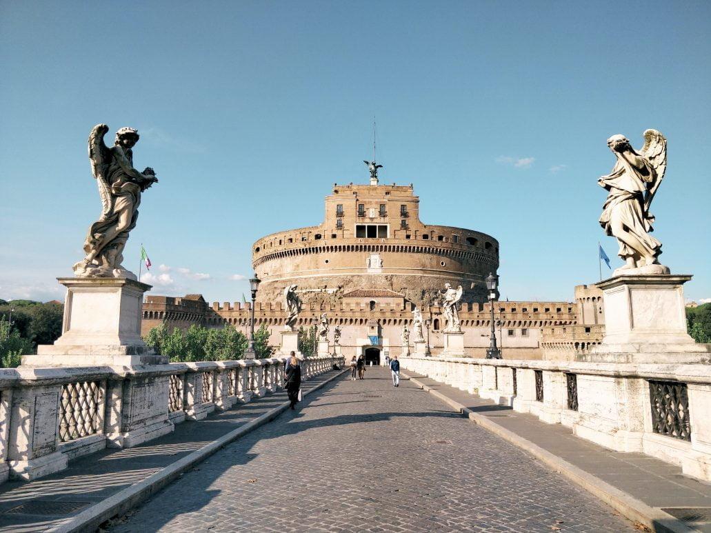 Castel Sant'Angelo in Rome - Lazio