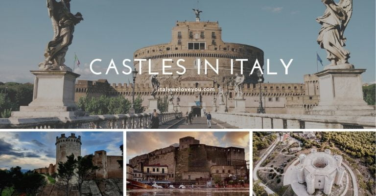 17 Most Beautiful Castles to Visit in Italy