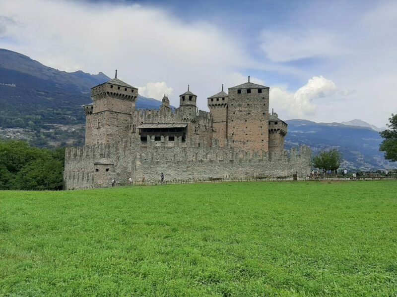 Fenis Castle - Aosta Valley