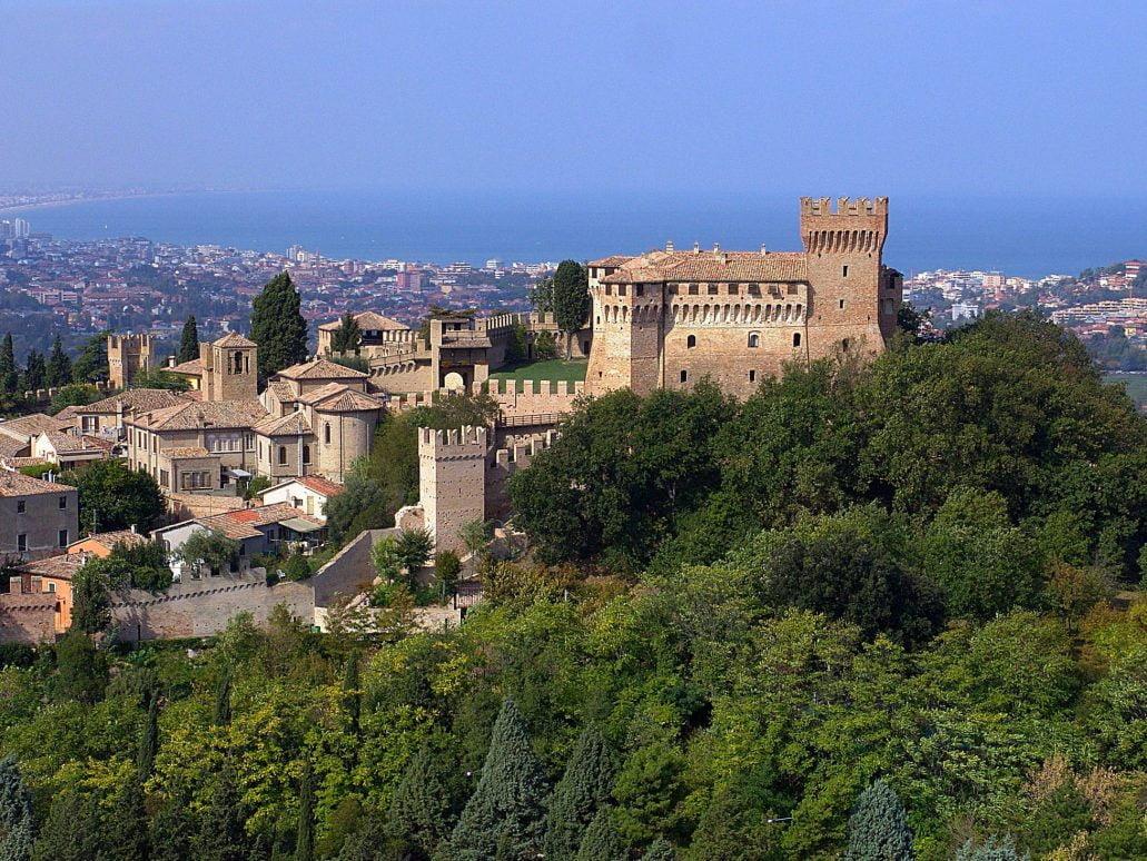Gradara Castle - Marche
