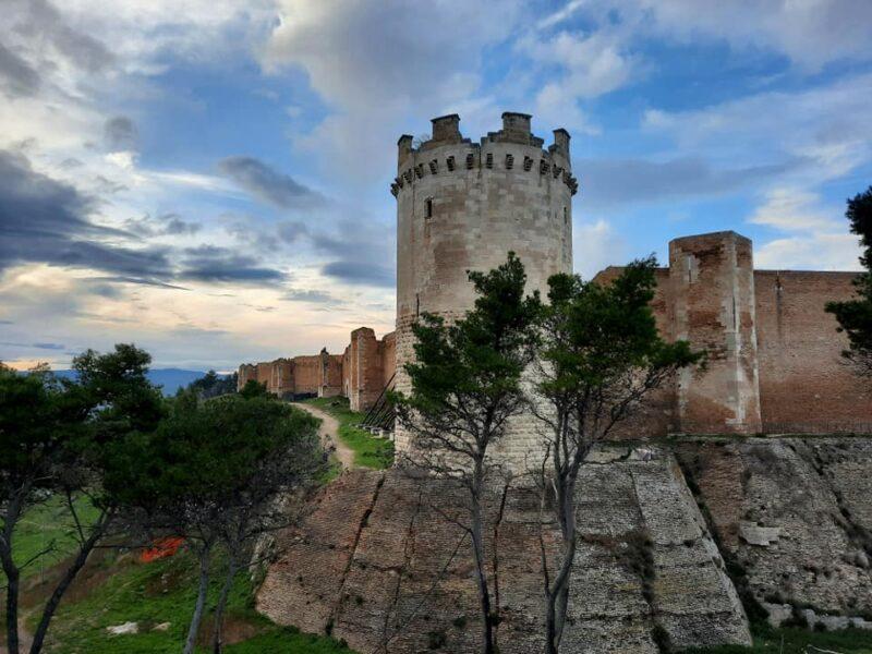 Lucera Castle – Puglia