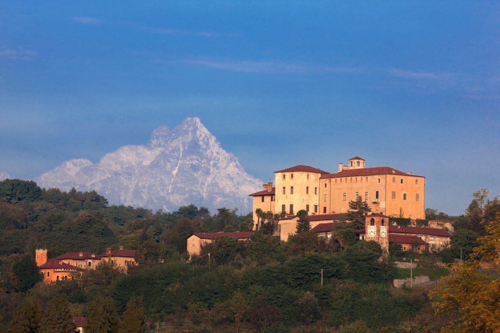 Manta Castle - Piedmont