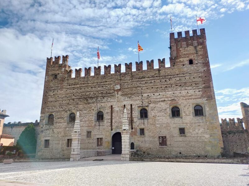 Marostica Castle - Veneto