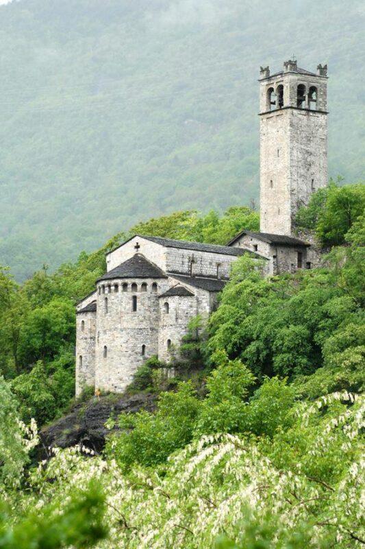 Pieve of Saint Syrus