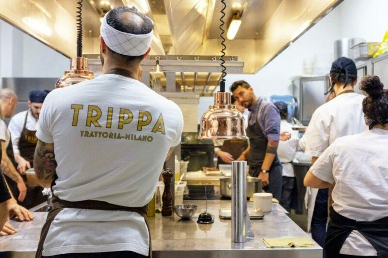Trippa Restaurant, Milan
