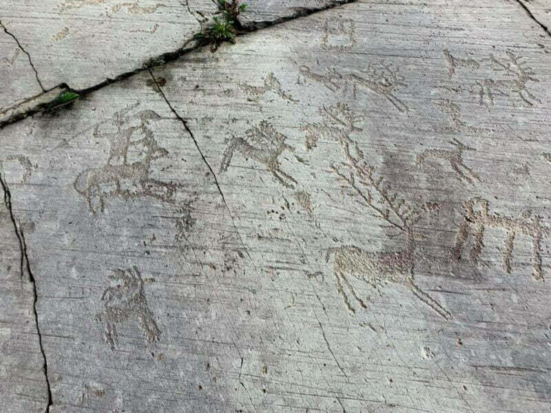 Val Camonica Cave Drawings