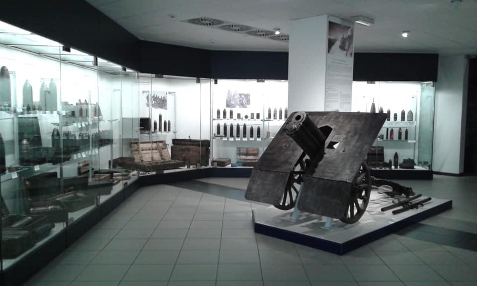 White War Museum in Adamello