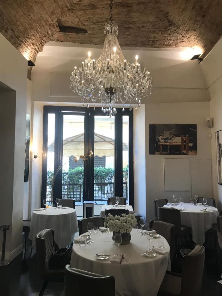 Il Sanlorenzo Restaurant, Rome