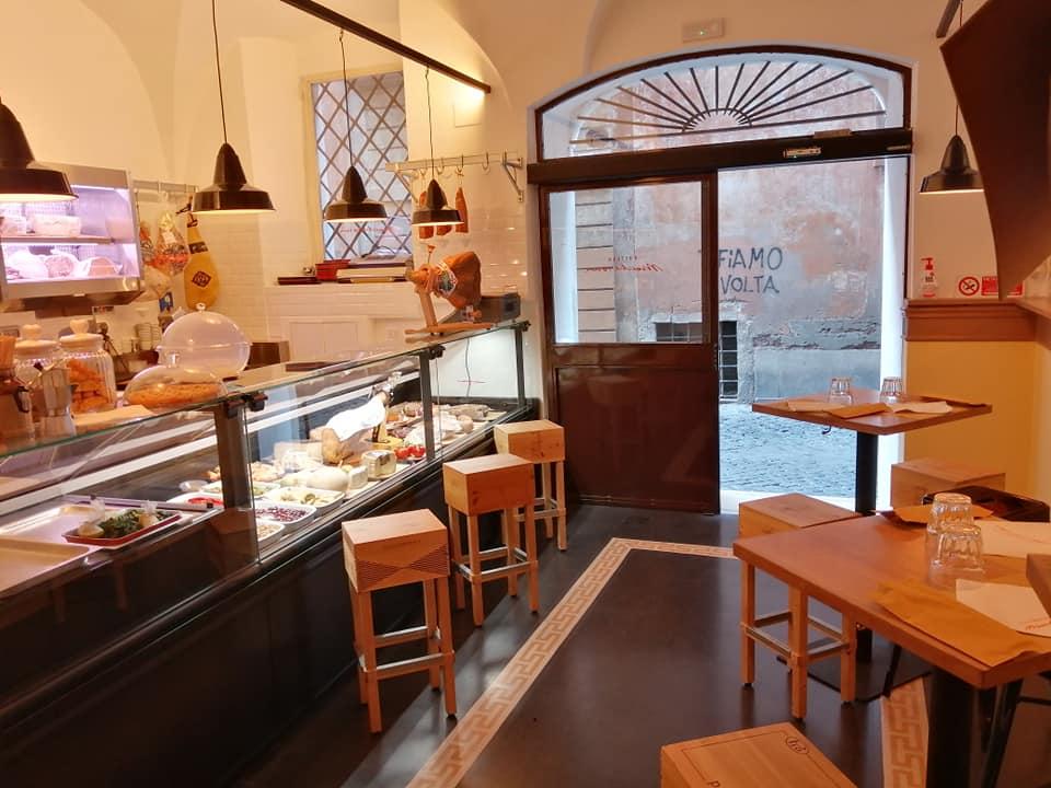 Maccheroni Restaurant, Rome