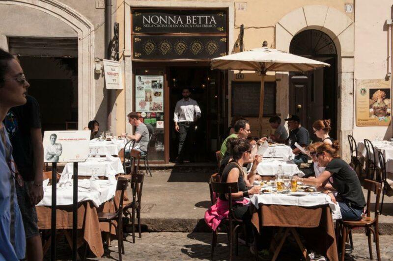 Nonna Betta Restaurant, Rome