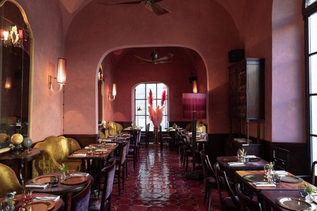 Atelier de Nerli Restaurant Florence