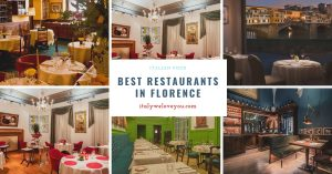 Best Restaurants in Florence, Italy