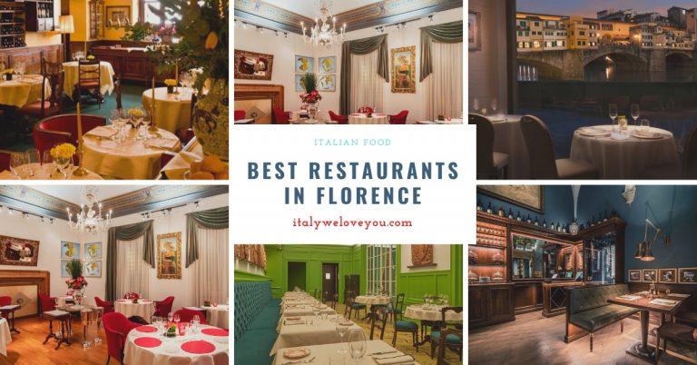 15 Best Restaurants in Florence
