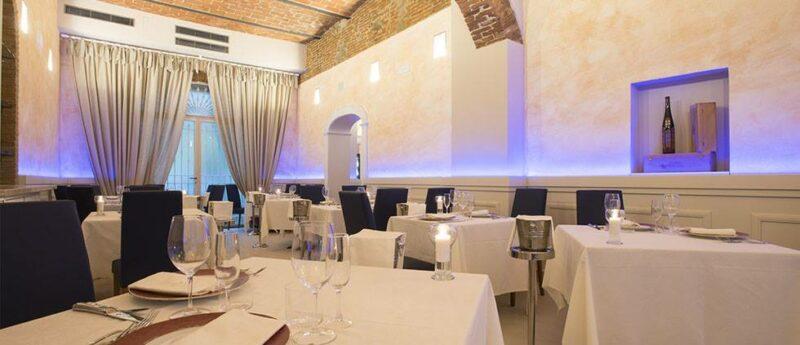 Fuor d'acqua restaurant, Florence