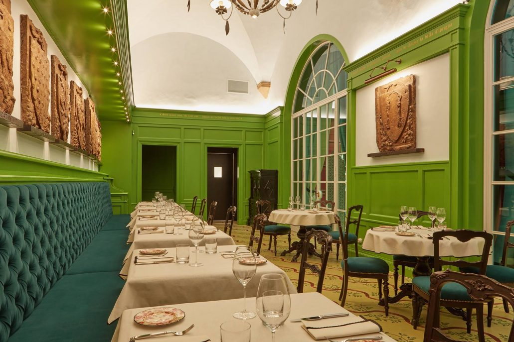 Gucci Osteria Florence