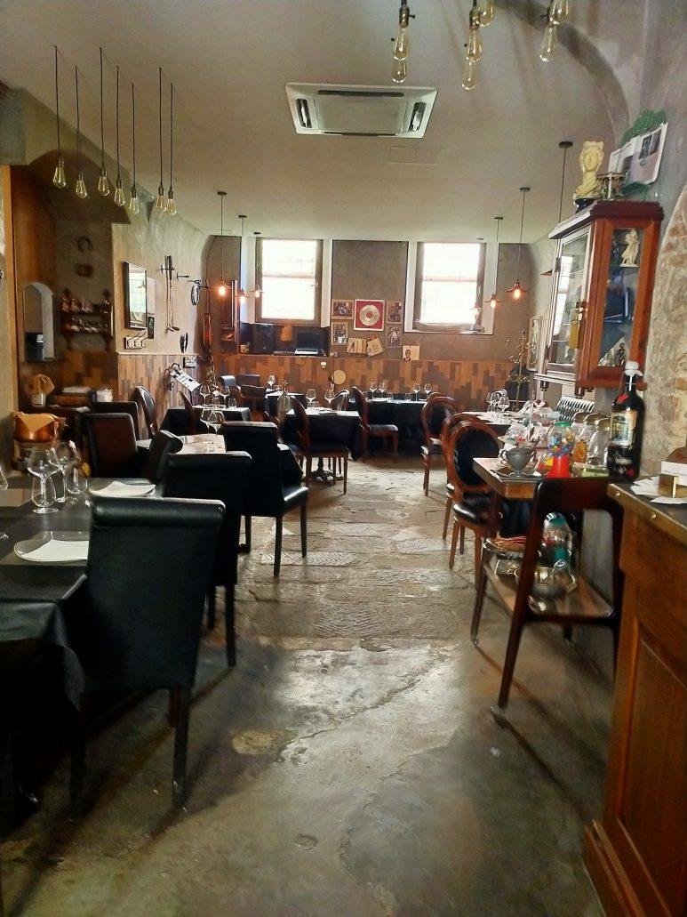 Marina di Santo Spirito Restaurant Florence