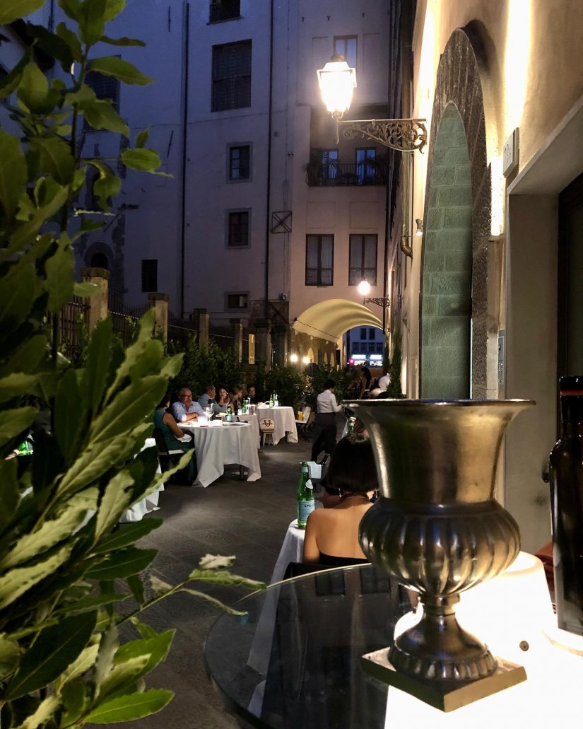 Ora d'Aria Restaurant, Florence
