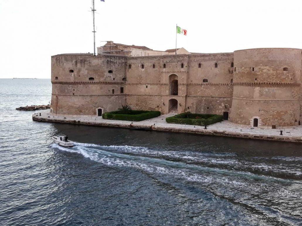 Aragonese Castle, Taranto