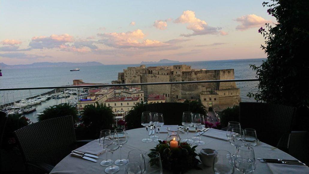 Caruso Roof Garden Restaurant