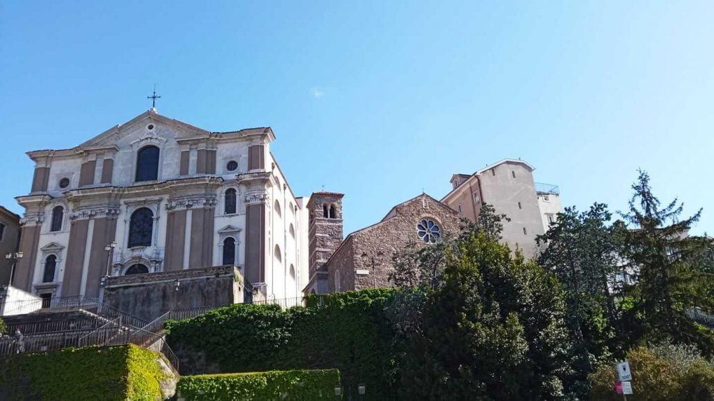 Chiesa Santuario Madonna della Salute