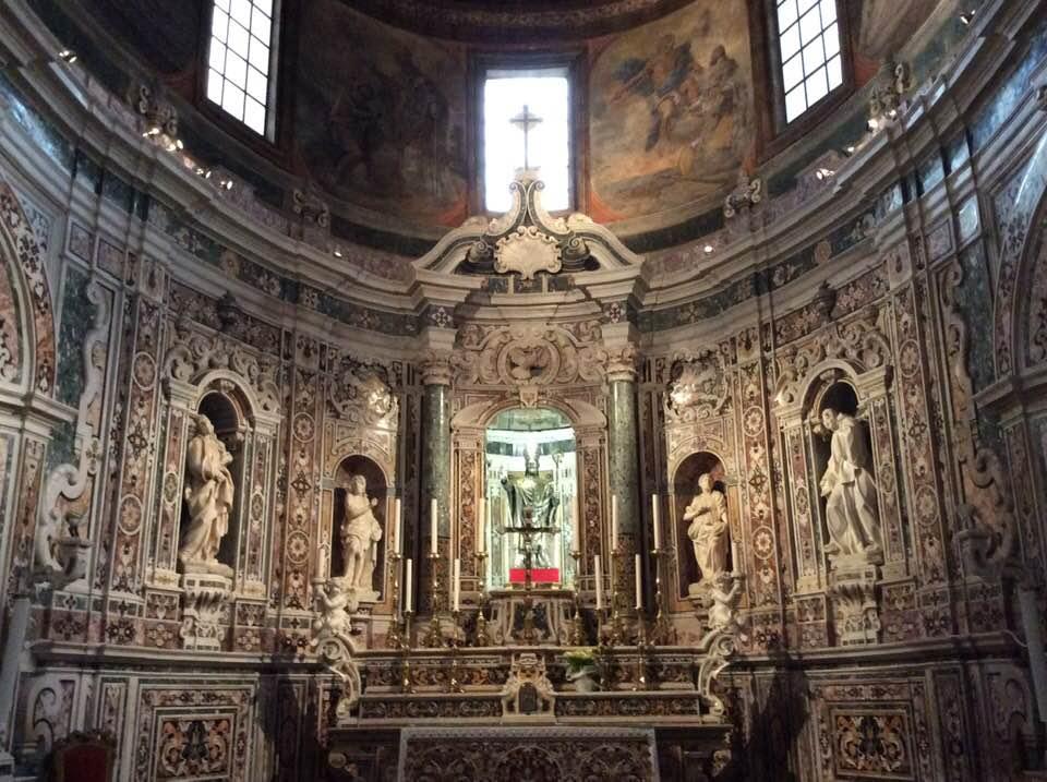 Duomo di Taranto, Cappellone di San Cataldo