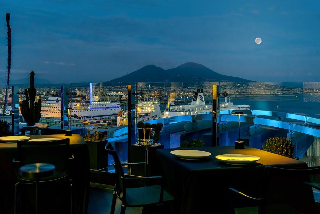 Il Comandante Restaurant, Naples