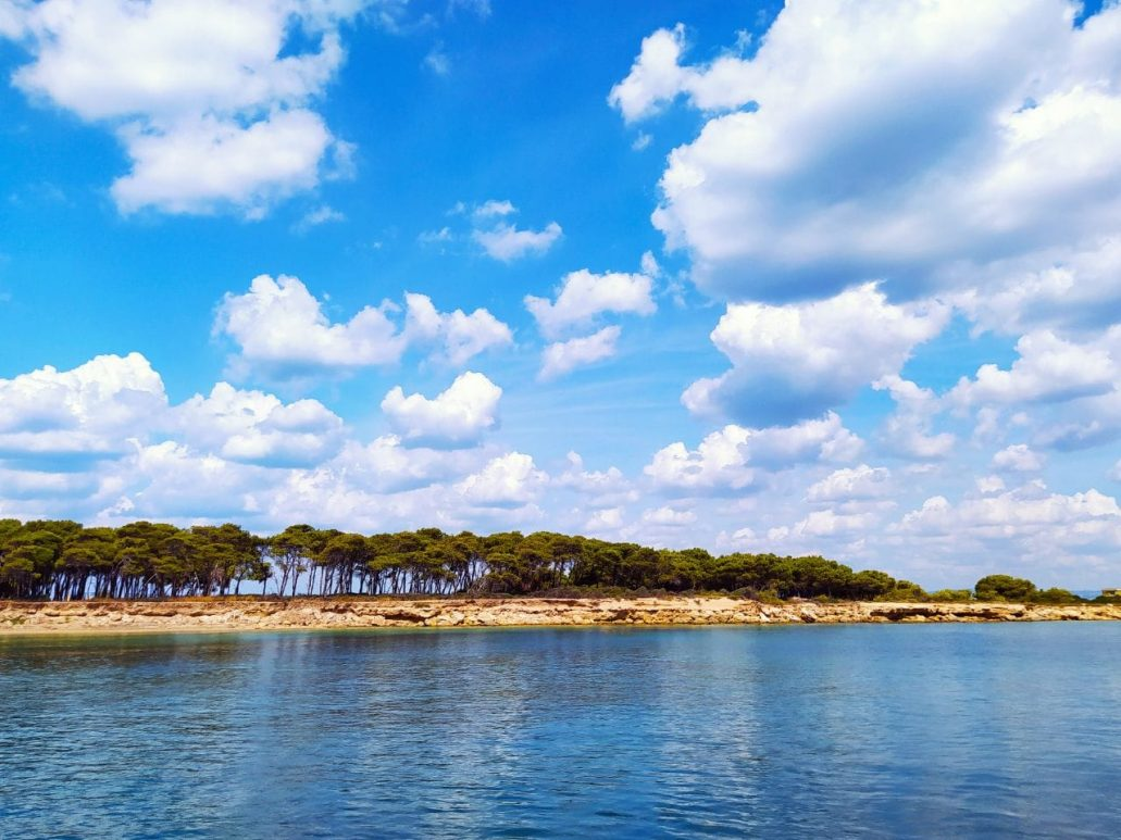 Isola di San Pietro, Taranto